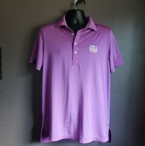 Polo ralph Lauren gold shirt